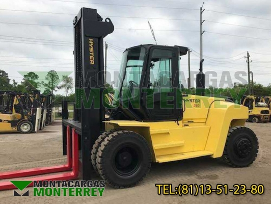 Montacargas Hyster 36,000 Lbs
